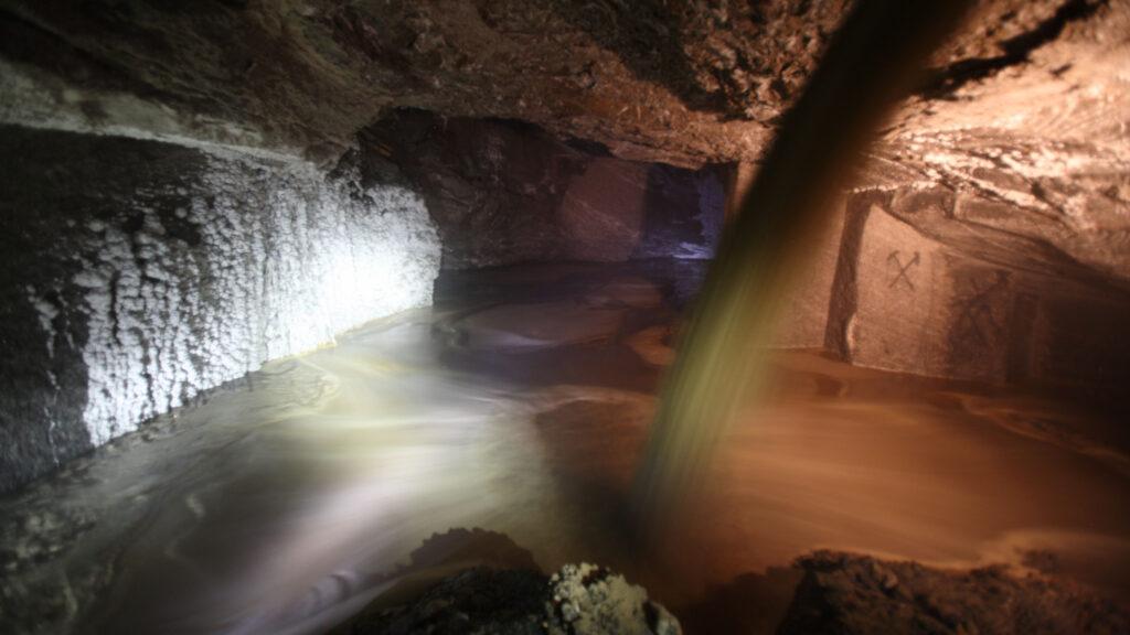 Prace górnicze