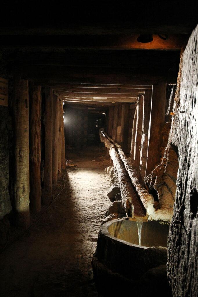 kopalnia Soli Wieliczka trasa turystyczna