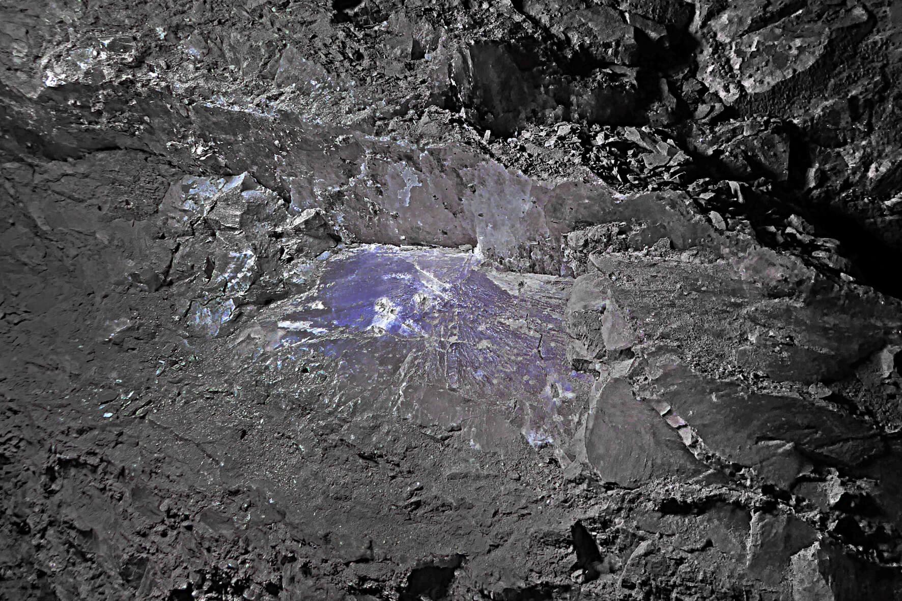 Sól włóknista fioletowa
