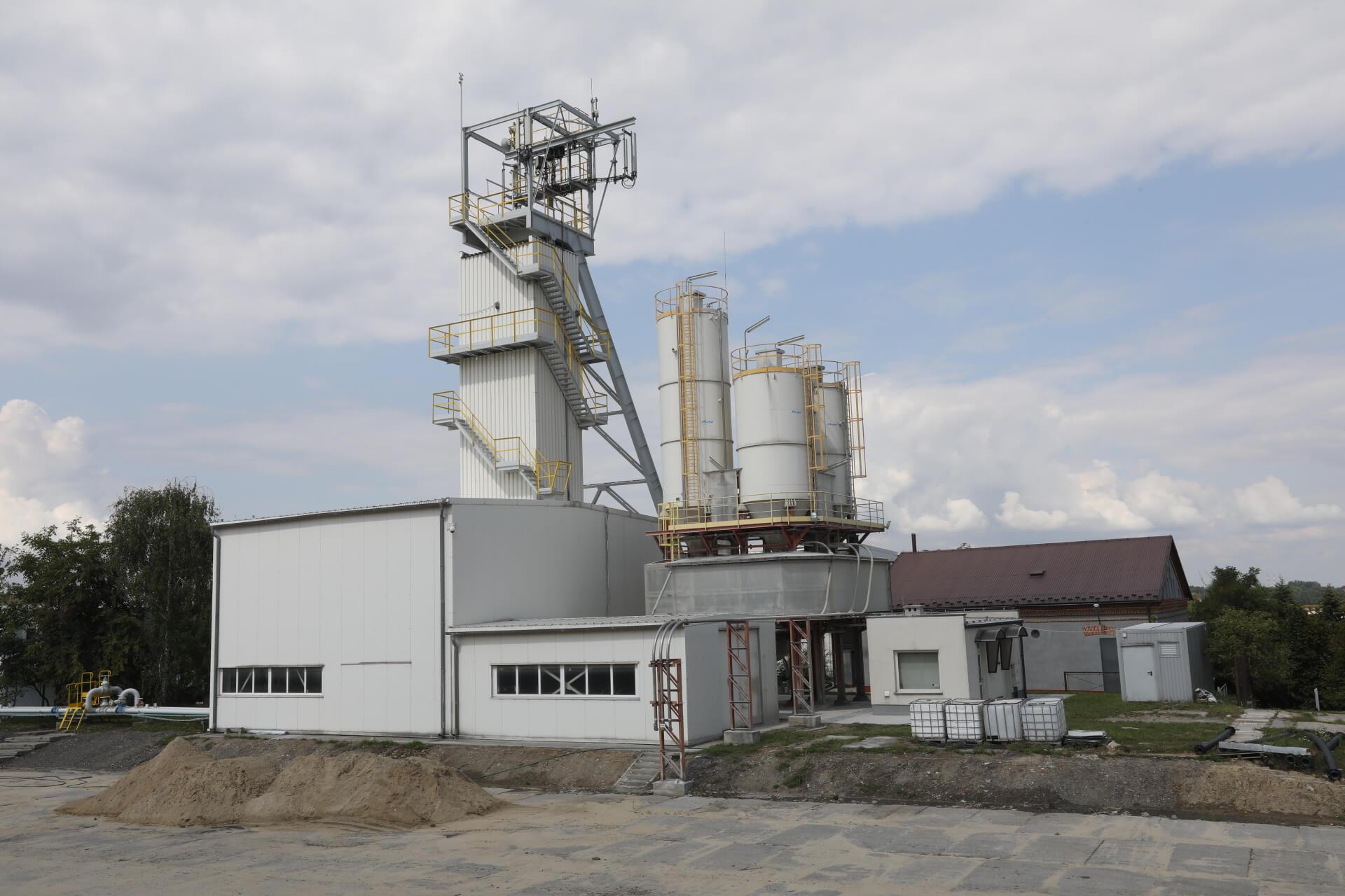 Opracowanie technologii uszczelniania szybów górniczych
