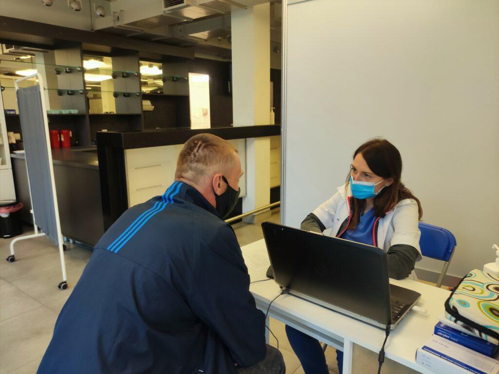kwalifikacja lekarska do szczepienia covid-19 Regis Wieliczka