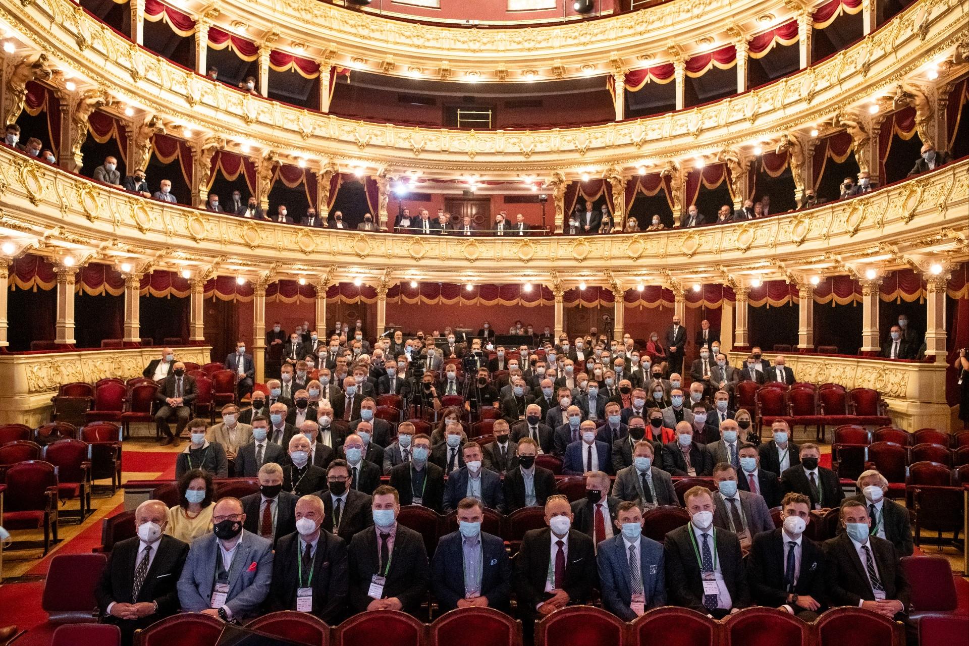 Obrady SEP w Teatrze Słowackiego